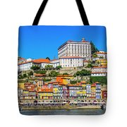 Oporto Riverfront Tote Bag