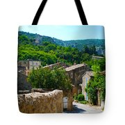 Oppede France - Street View Tote Bag