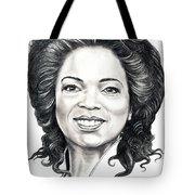 Oprah Winfrey  Tote Bag