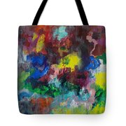 Opt.68.15 Dreaming With Music Tote Bag