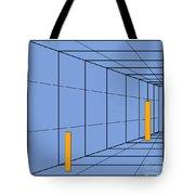 Optical Illusion. Perception Tote Bag