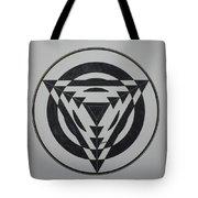 Optical Tote Bag
