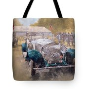 Opulence At Althorp Tote Bag