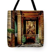 Opulent Lobby Sce Tote Bag