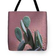 Opuntia Microdasys Tote Bag