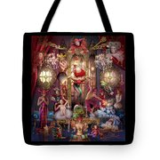 Oracle Of Visions Party  Tote Bag