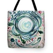 Oracular Yule Wreath Tote Bag