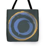 Orange And Blue1 Tote Bag