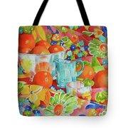 Orange Appeal Tote Bag