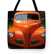 Orange Classic  Tote Bag