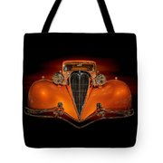 Orange Dream Tote Bag by Susan Rissi Tregoning