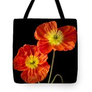 Orange Iceland Poppies Tote Bag by Garry Gay