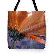 Orange Lady Tote Bag