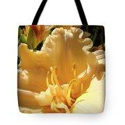 Orange Lily Flower Floral Art Prints Baslee Troutman Tote Bag