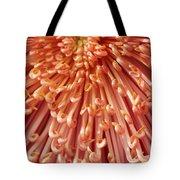Orange Mum Tote Bag