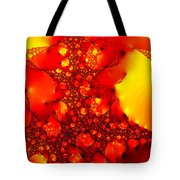 Orange Peel Tote Bag