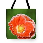 Orange Poppy 2 Tote Bag