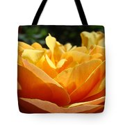 Orange Rose Art Prints Baslee Troutman Tote Bag