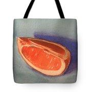 Orange Slice 2 Tote Bag