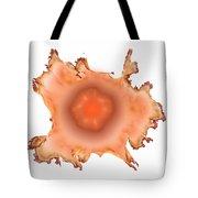 Orange Something. W Tote Bag