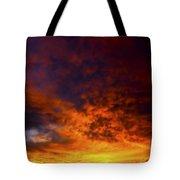 Orange Sunset 1.1 Tote Bag