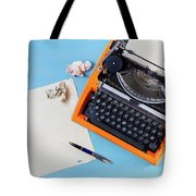 Letters To Remember Tote Bag