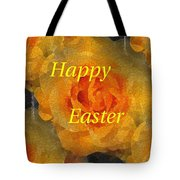 Orange You Lovely Easter Tote Bag