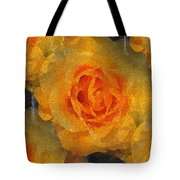Orange You Lovely Tote Bag