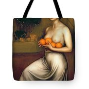 Oranges And Lemons Tote Bag