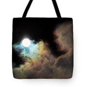 Orb Light Tote Bag