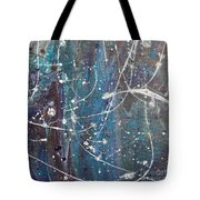 Orb Tracers Tote Bag