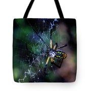 Orb Weaver Tote Bag