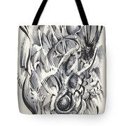 Orbit Tote Bag