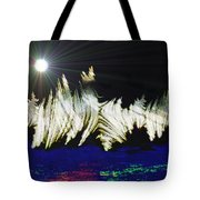 Orbit Time Tote Bag