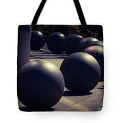 Orbital Design Tote Bag