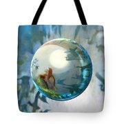 Orbital Flight Tote Bag