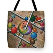 Orbital Ker Plunk  Tote Bag