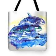 Orca Fantasy Tote Bag