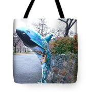 Orca On Parade 2 Tote Bag