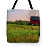 Orchard Evening Tote Bag