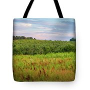Orchard Hills Tote Bag