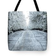 Orchard In White Tote Bag