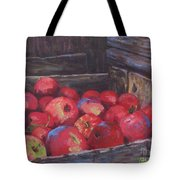 Orchard's Harvest Tote Bag
