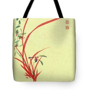 Orchid - 28 Tote Bag