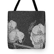 Orchid 3 Tote Bag