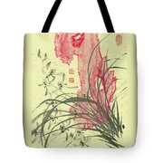 Orchid - 30 Tote Bag