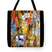 Orchid 5 Tote Bag