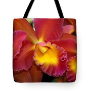 Orchid 8 Tote Bag