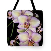 Orchid Blossoms I Tote Bag
