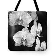 Orchid Cluster Close-up Tote Bag